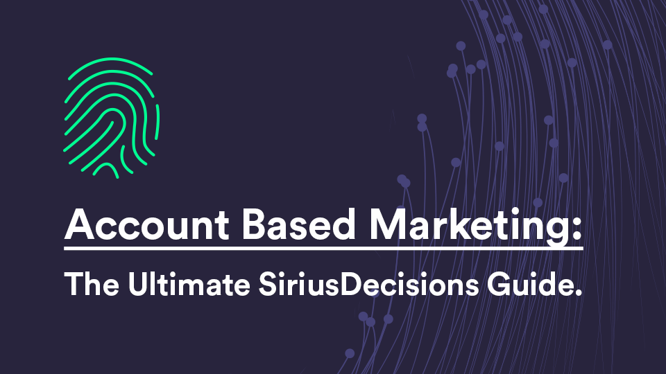 Account Based Marketing Guide